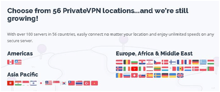 privatevpn reviews